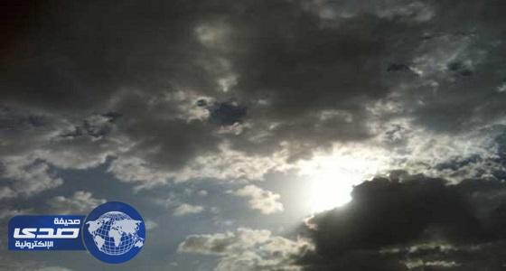 """"""" الأرصاد """" : سماء غائمة جزئيًا علي كافة أنحاء المملكة"""