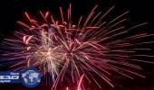 الألعاب النارية تضيء سماء غابة رغدان في الأسبوع السادس لمهرجان الصيف