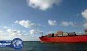 توقف الحركة في ميناء أنتويرب البلجيكي بعد جنوح سفينة شحن
