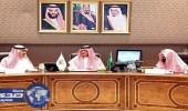 بالصور.. تدشين شبكة الاتصالات اللاسلكية لرئاسة شؤون المسجدين الحرام والنبوي