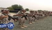 بالفيديو والصور..ضبط 80 قضية تهريب وأسلحة على الطرق الترابية في مكة