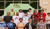 جوالة جامعة الملك خالد تنطلق إلى خدمة ضيوف الرحمن