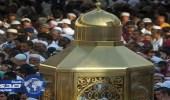 """"""" مقام إبراهيم """" وقف عليه أبو الأنبياء"""