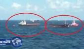بالفيديو.. سفينة تنشطر إلى جزأين قبالة شمال غربي تركيا