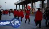 بالصور.. انقاذ عشرات المهاجرين قبالة سواحل مالقة