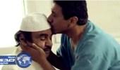 """بالفيديو.. القصبي باكيا: فخور بالعمل مع """" الأستاذ """" عبدالحسين عبدالرضا"""