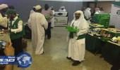 """"""" هدية """" تستقبل 500 حاج سوداني في ميناء جدة"""