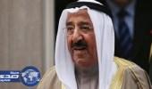 أمير الكويت يتسلم رسالة خطية من الرئيس الجزائري
