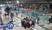 نقل 5306 حاج مصري من القاهرة على 21 طائرة اليوم
