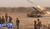 """مقتل """" قناص """" حوثي في قصف من المدفعية اليمنية"""