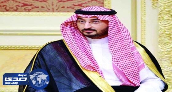 نائب أمير مكة يشكر نائب خادم الحرمين لتبرعه للجمعيات الخيرية