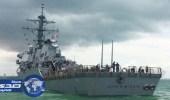 البحرية الأمريكية توقف البحث عن بحارة السفينة الحربية جون مكين