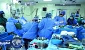 إجراء أول عملية في مقر مستشفى الأمير سعود بن جلوي الجديد