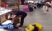 بالفيديو.. رد فعل غريب لفتاة رفض خطيبها شراء ساعة لها