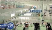 مطار جدة يشهد كثافة في أعداد المسافرين خلال إجازة موسم الحج