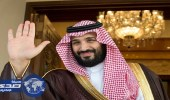 ولي العهد يتلقى اتصالاً هاتفياً من نظيره البحريني