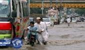 """ارتفاع ضحايا الفيضانات في """" كراتشي """" الباكستانية إلى 16 قتيلا"""