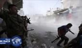"""المرصد السوري: مقتل 155 من قوات النظام وعناصر """" داعش """""""