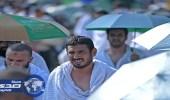 الصحة تحث الحجاج على استخدام المظلات والإكثار من السوائل