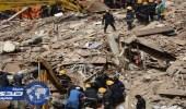 ارتفاع حصيلة ضحايا انهيار مبنى سكني في مومباي إلى 33 قتيلا