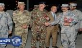 بالصور.. الحجاج العراقيون يبدأون بالمغادرة عبر منفذ جديدة عرعر
