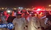 بالصور.. وزير النقل يتابع الوضع الميداني في جولة تفقدية للمشاعر المقدسة