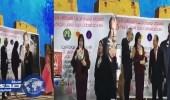 بالفيديو.. مهرجان أوسكار يُكرم  فيفي عبده