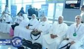 مطار القاهرة يستعد لاستقبال 500 حاج فلسطينى