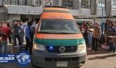 مصرع 15 شخصا في حادث دموي بصعيد مصر