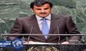 تميم يواصل أكاذيبه من منصة الأمم المتحدة