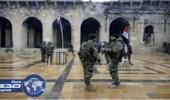 قوات النظام السوري تسيطر على 85% من سوريا