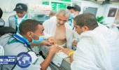 الكشافة يرشدون 51 ألف حاجا تائها في أول أيام التشريق