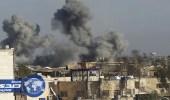 """تدمير ثلاثة أوكار لـ """" داعش """" الإرهابي علي الحدود بالعراق"""