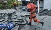زلزال بقوة 6.1 درجات يضرب ساحل اليابان الشرقي
