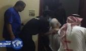 بالصور.. صحة المدينة تنقل مريض داء الفيل للمستشفى