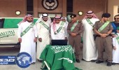 بالصور.. محافظ بدر يدشن انطلاق مسيرة الاحتفال باليوم الوطني الـ 87