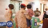بالصور.. أمن المسجد الحرام يعيد 130 طفلا تائها لأهلهم خلال عرفة