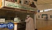 بالصور.. رئاسة شؤون الحرمين تودع ضيوف الرحمن