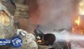 الجن يشعل النيران بالمنازل والدفاع المدني يفشل في إخمادها