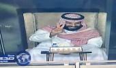 بالفيديو والصور.. فرحة ولي العهد بتأهل المنتخب لكأس العالم