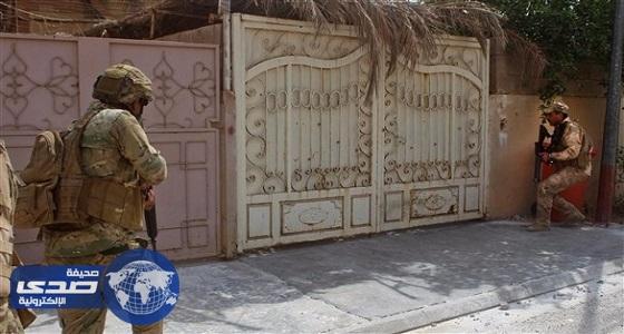 العراق تعلن السيطرة على قضاء الرمادي