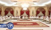 سعيد بن مسفر : الأمن والأمان نعمة يجب الحفاظ عليها