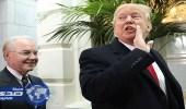 الرئيس الأمريكي يوبخ وزيرًا في حكومته