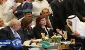 بالصور.. سفارة المملكة في الأردن تحتفل باليوم الوطني