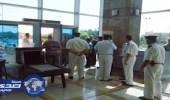 توقيف مواطن في مطار القاهرة بتهمتي التهريب والرشوة