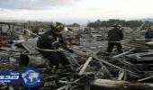 ارتفاع قتلى زلزال المكسيك إلى 58 شخصا