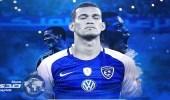"""الهلال يعلن موعد وصول لاعبه الجديد """" ريفاس """""""