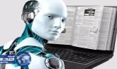 روبوت صحافي ينتج 850 مقالاً