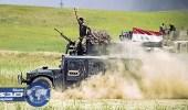 """مقتل 80 داعشيا بينهم 15 انتحاريا غرب """" الموصل """""""