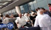 عودة 3900 حاجا اليوم إلى القاهرة